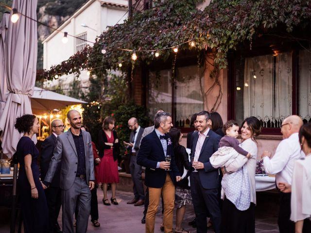 La boda de Jordi y Laia en Tagamanent, Barcelona 101
