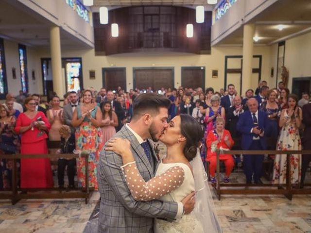 La boda de Adrián y Sandra en Alhaurin El Grande, Málaga 1