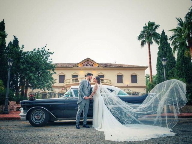 La boda de Adrián y Sandra en Alhaurin El Grande, Málaga 3