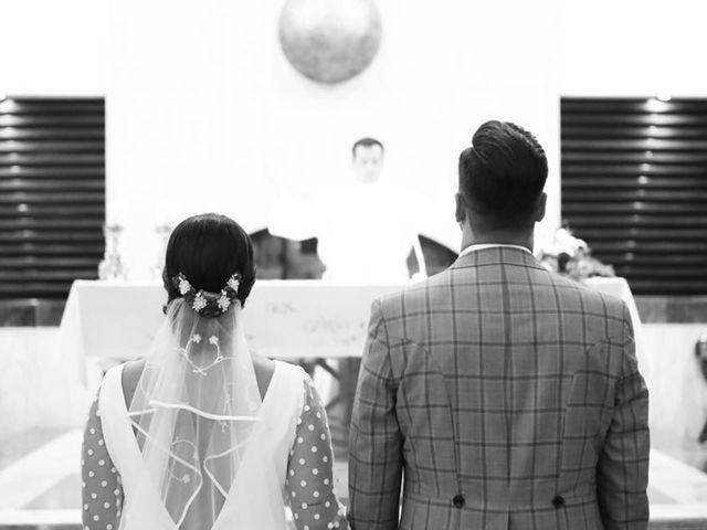 La boda de Adrián y Sandra en Alhaurin El Grande, Málaga 4