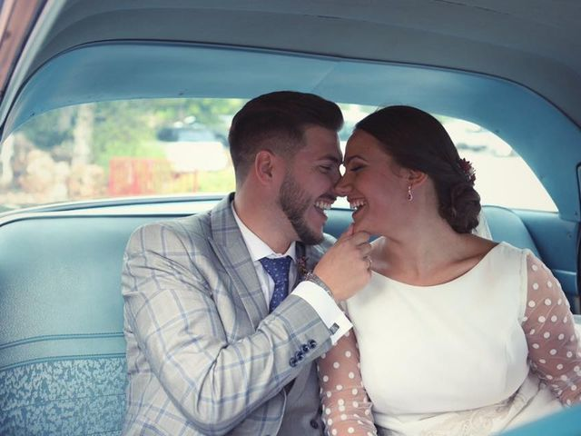 La boda de Adrián y Sandra en Alhaurin El Grande, Málaga 11