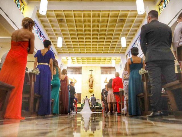 La boda de Adrián y Sandra en Alhaurin El Grande, Málaga 12