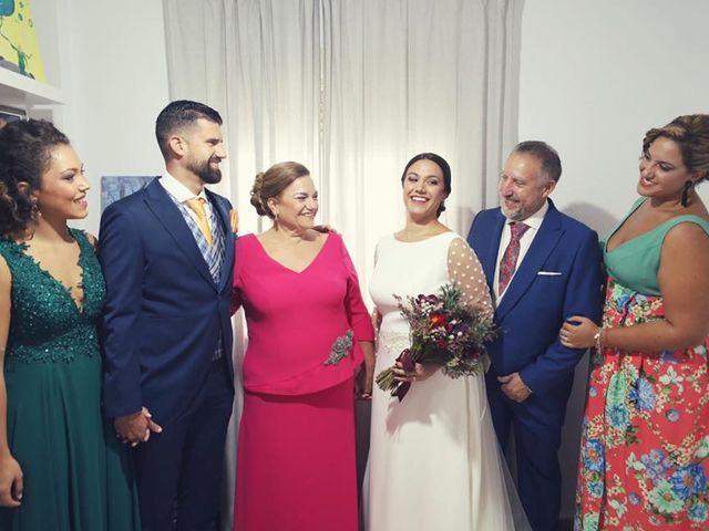 La boda de Adrián y Sandra en Alhaurin El Grande, Málaga 18