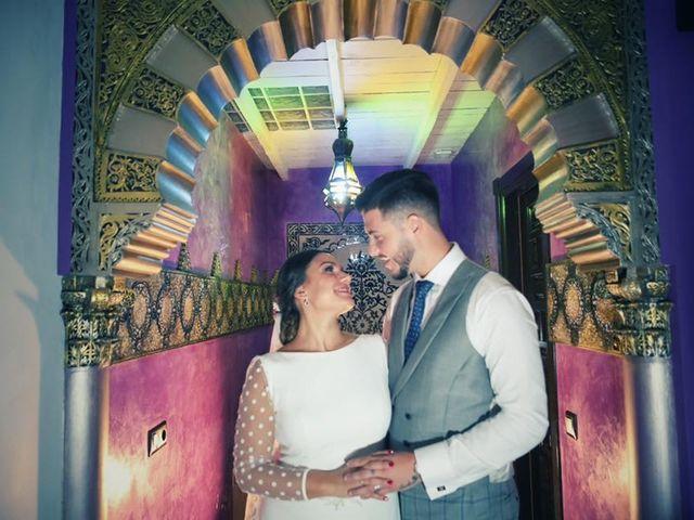 La boda de Adrián y Sandra en Alhaurin El Grande, Málaga 19