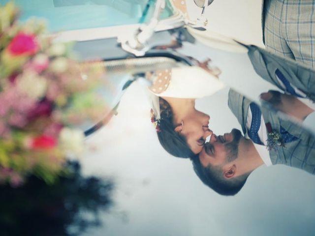 La boda de Sandra y Adrián