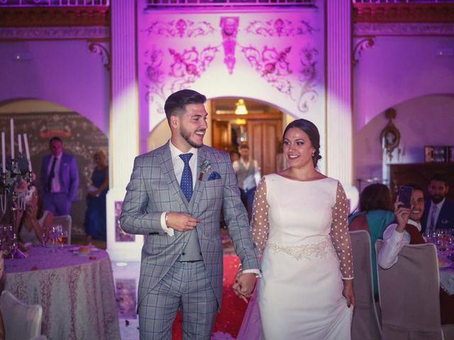 La boda de Adrián y Sandra en Alhaurin El Grande, Málaga 24