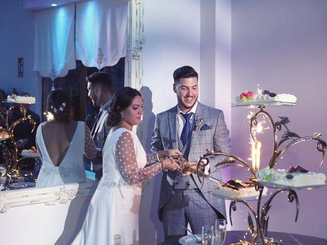 La boda de Adrián y Sandra en Alhaurin El Grande, Málaga 25