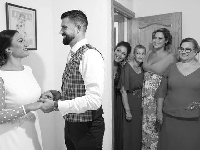 La boda de Adrián y Sandra en Alhaurin El Grande, Málaga 26