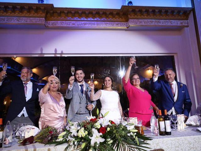 La boda de Adrián y Sandra en Alhaurin El Grande, Málaga 32