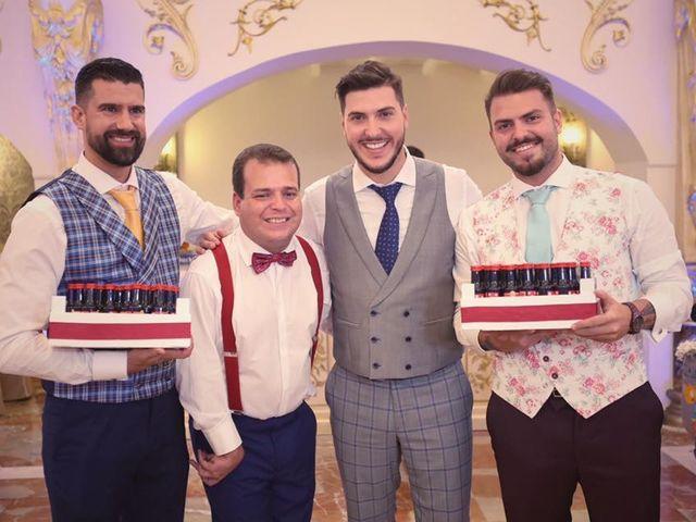 La boda de Adrián y Sandra en Alhaurin El Grande, Málaga 35