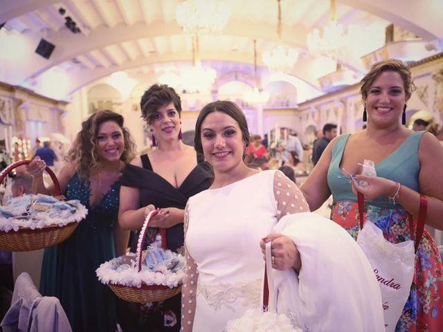 La boda de Adrián y Sandra en Alhaurin El Grande, Málaga 37