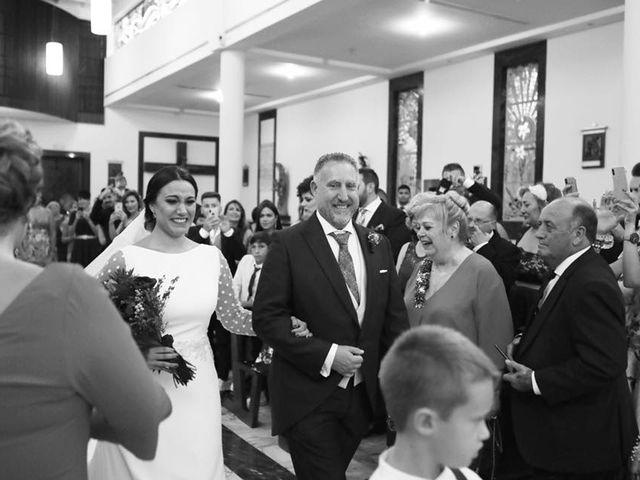 La boda de Adrián y Sandra en Alhaurin El Grande, Málaga 39