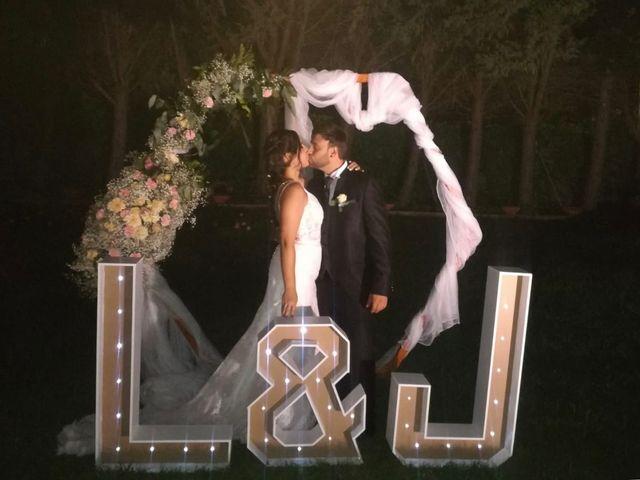 La boda de Jaime y Lorena en Sant Cugat Sesgarrigues, Barcelona 1