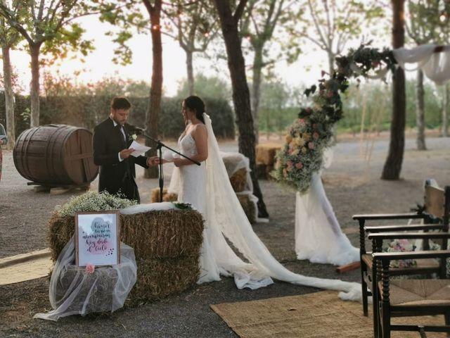 La boda de Lorena y Jaime