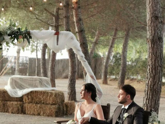 La boda de Jaime y Lorena en Sant Cugat Sesgarrigues, Barcelona 3