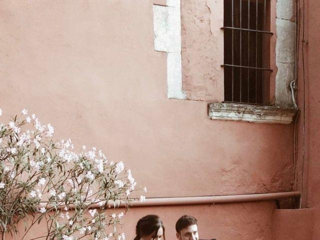 La boda de Jaime y Lorena en Sant Cugat Sesgarrigues, Barcelona 7