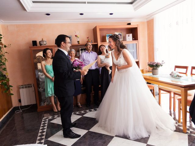 La boda de Toni y Gisela en Alcover, Tarragona 9