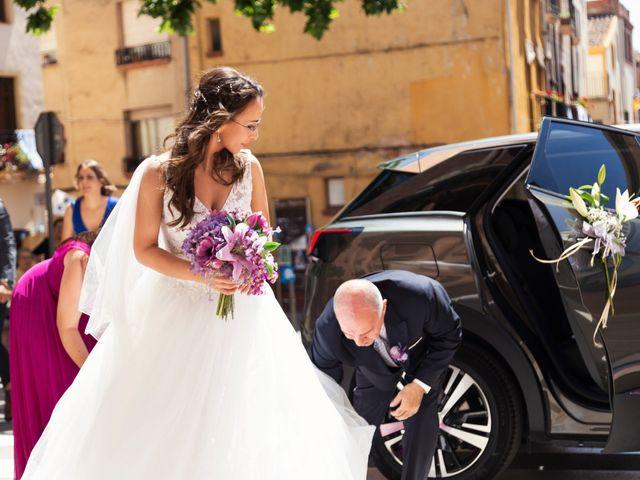 La boda de Toni y Gisela en Alcover, Tarragona 11