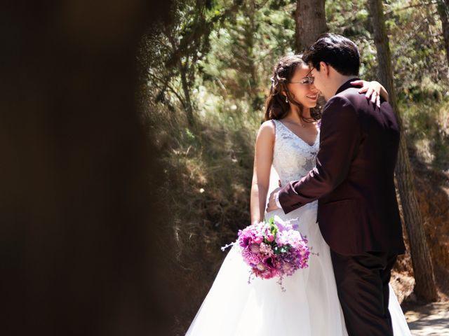 La boda de Toni y Gisela en Alcover, Tarragona 14