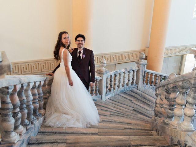 La boda de Toni y Gisela en Alcover, Tarragona 15