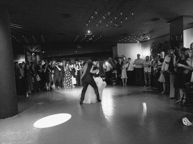 La boda de Gisela y Toni