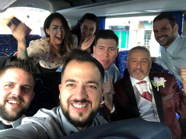 La boda de Luis y Beatriz en Torrejón De Ardoz, Madrid 16
