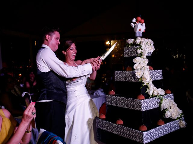 La boda de Victor y Tamara en Blanes, Girona 29