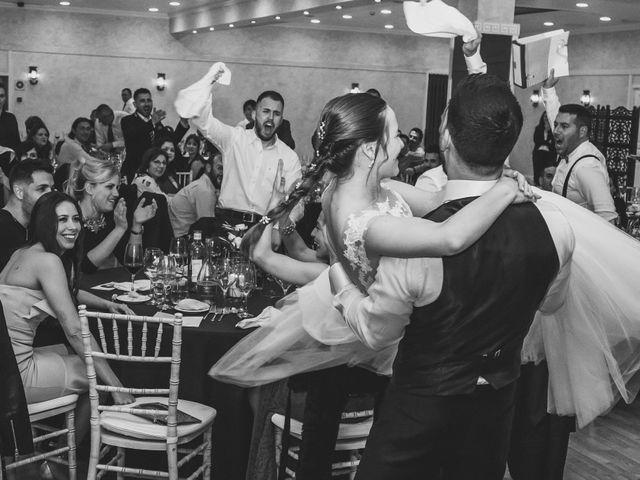 La boda de Ángel y Laia en Benidorm, Alicante 1