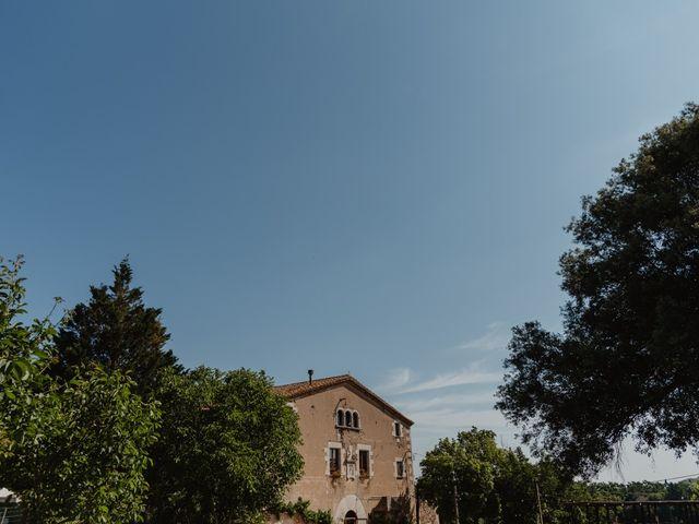 La boda de Miguel y Marina en Estanyol, Girona 2