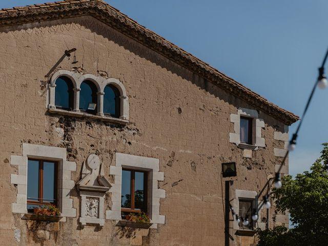 La boda de Miguel y Marina en Estanyol, Girona 4