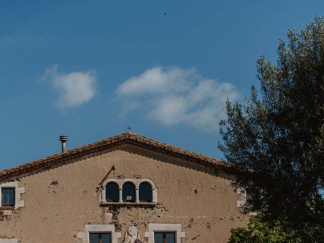 La boda de Miguel y Marina en Estanyol, Girona 5