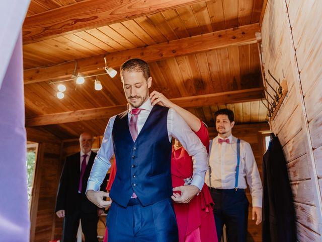 La boda de Miguel y Marina en Estanyol, Girona 8
