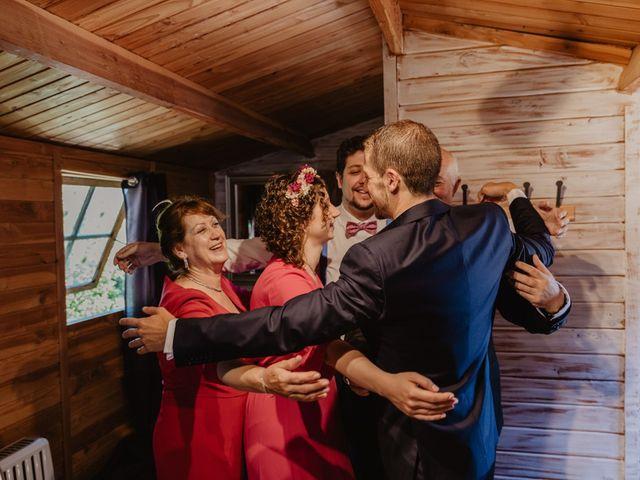 La boda de Miguel y Marina en Estanyol, Girona 9