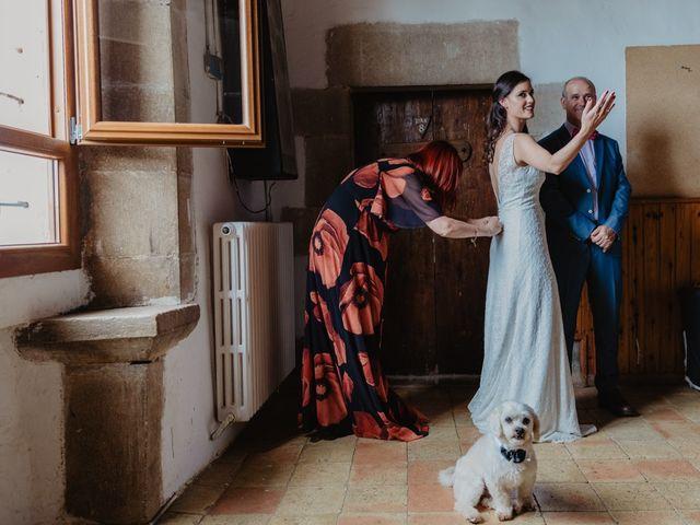La boda de Miguel y Marina en Estanyol, Girona 22