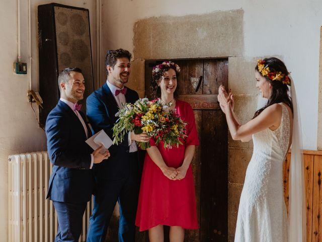 La boda de Miguel y Marina en Estanyol, Girona 32