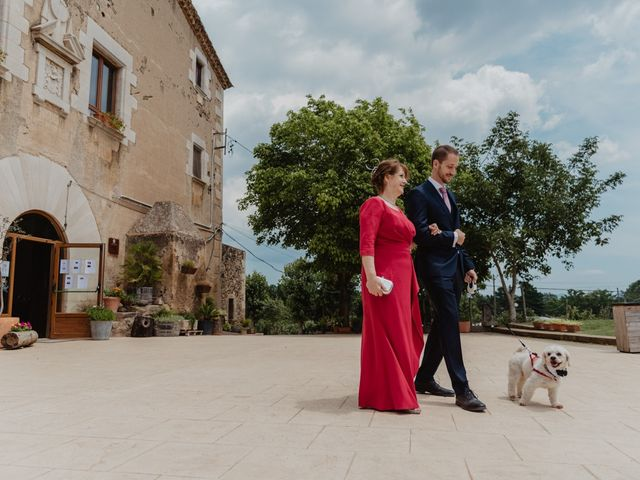 La boda de Miguel y Marina en Estanyol, Girona 33