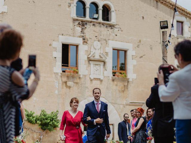 La boda de Miguel y Marina en Estanyol, Girona 34