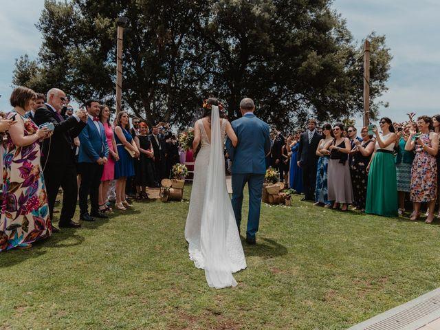 La boda de Miguel y Marina en Estanyol, Girona 37
