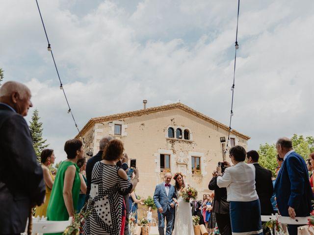La boda de Miguel y Marina en Estanyol, Girona 38