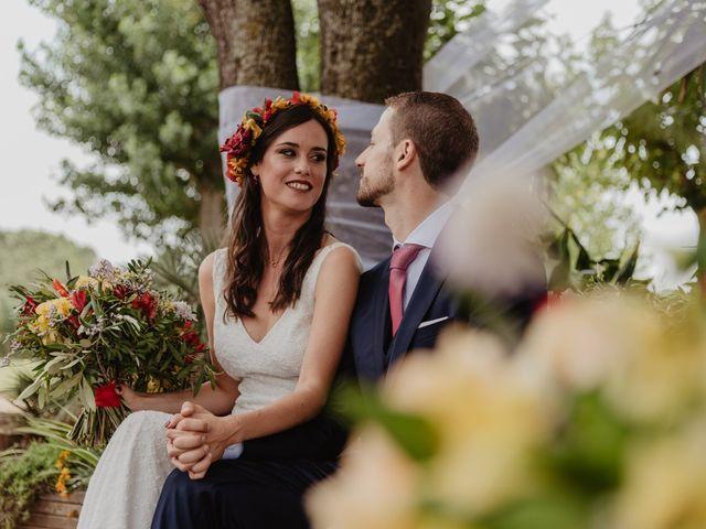 La boda de Miguel y Marina en Estanyol, Girona 39