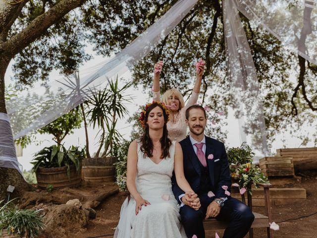 La boda de Miguel y Marina en Estanyol, Girona 44