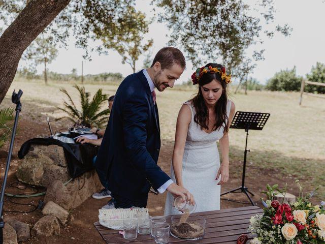 La boda de Miguel y Marina en Estanyol, Girona 45