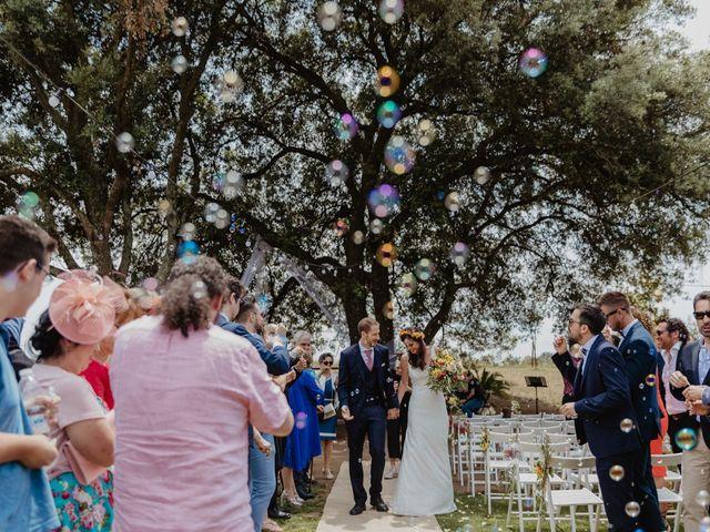La boda de Miguel y Marina en Estanyol, Girona 46