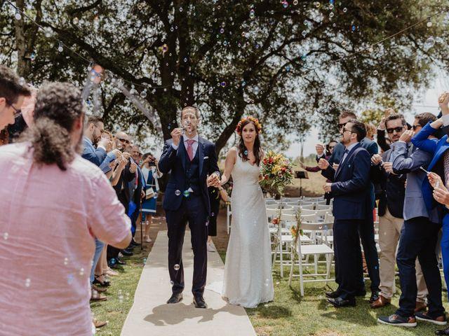 La boda de Miguel y Marina en Estanyol, Girona 47