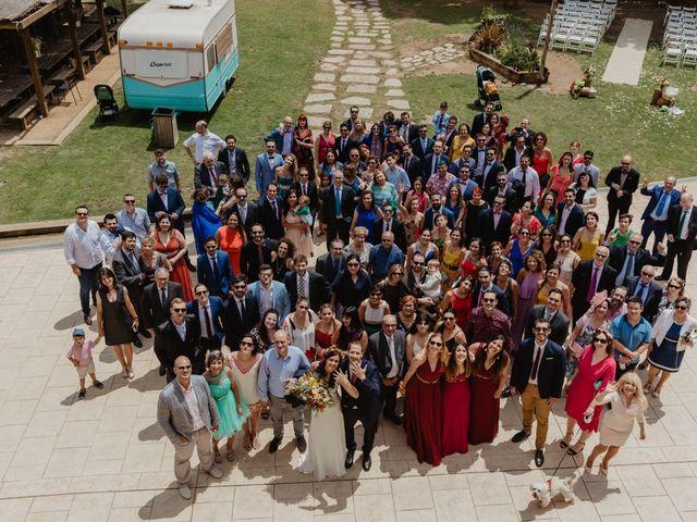 La boda de Miguel y Marina en Estanyol, Girona 48