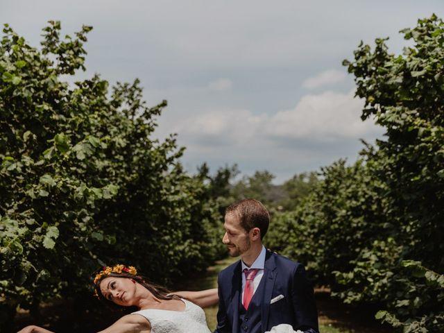 La boda de Miguel y Marina en Estanyol, Girona 51