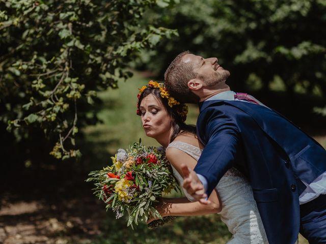 La boda de Miguel y Marina en Estanyol, Girona 53