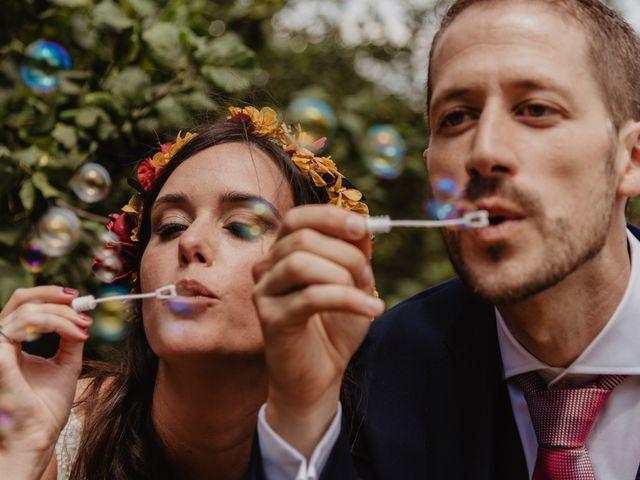La boda de Miguel y Marina en Estanyol, Girona 55