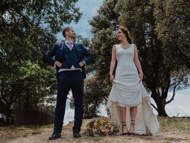 La boda de Miguel y Marina en Estanyol, Girona 57