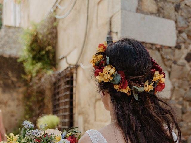 La boda de Miguel y Marina en Estanyol, Girona 58